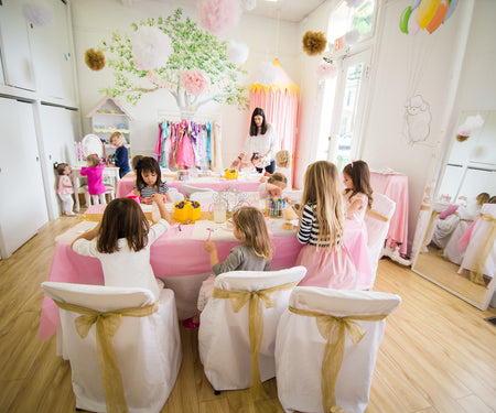 Princess Party (For Ages 3-5)