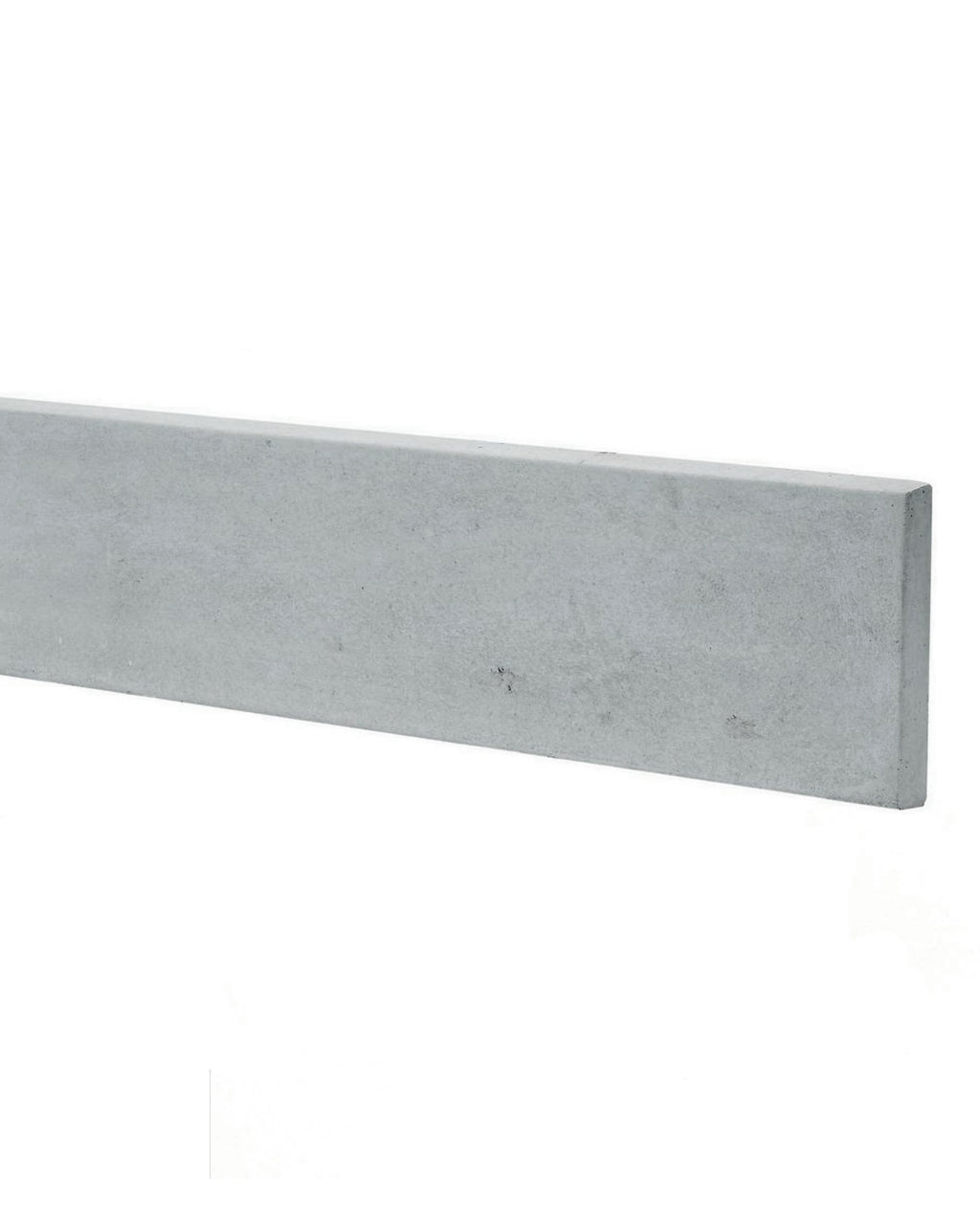 Plain Concrete Gravel Boards 12"