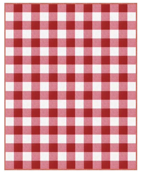 Picnic Perfect Kit - Deep Red