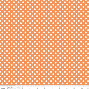 Small Dot - Orange