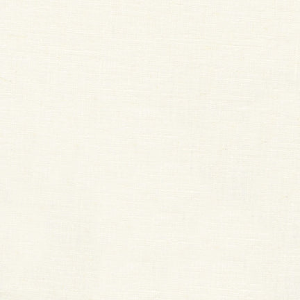 Essex Linen - Bleached White