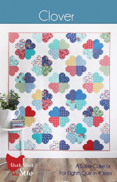 Clover Paper Pattern