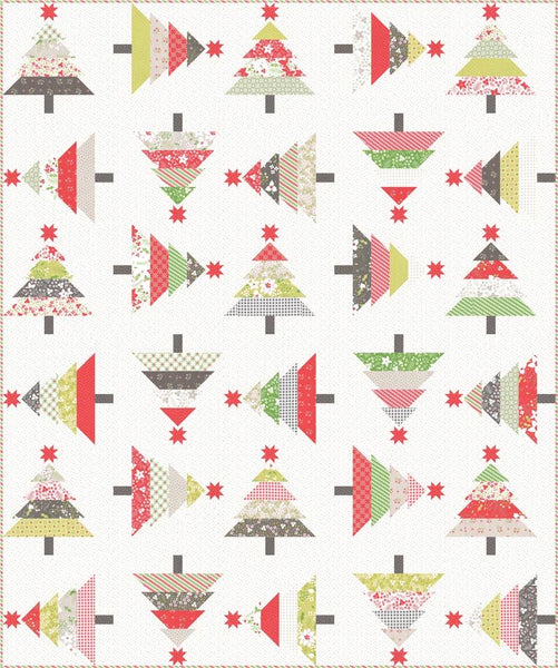 Wooded Whimsy Paper Pattern