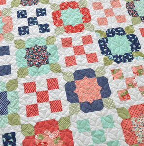 Flower Girl 2 Quilt Kit