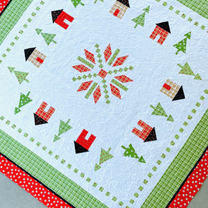 On the Square Quilt Kit