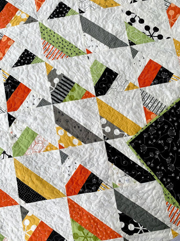 Cutting Corners Quilt Kit