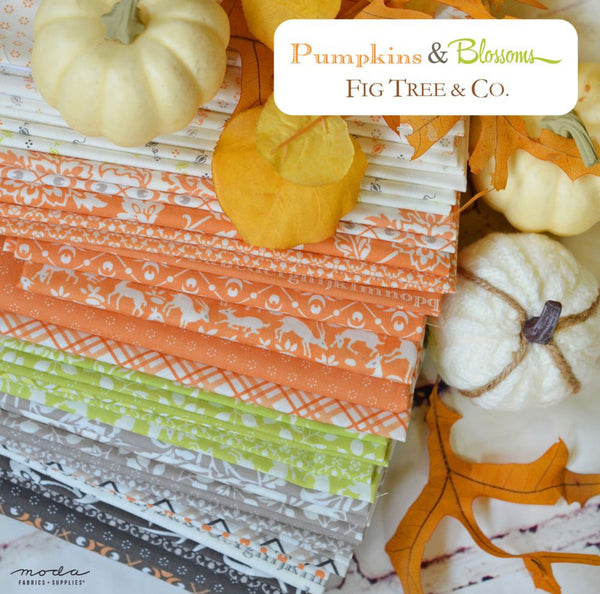 Pumpkins & Blossoms Mini Charm Pack