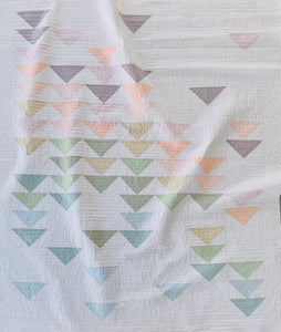 Morning Flight Quilt Kit