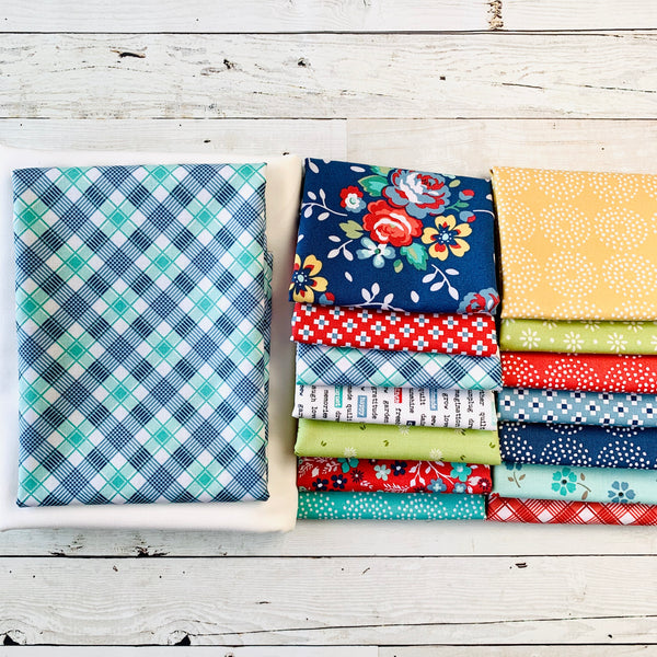 Brightly Quilt Kit