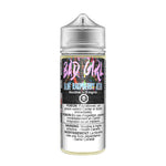 Underground Vapes Inc - BAD GIRL BY UNDERGROUND VAPES INC - BAD GIRL by UNDERGROUND VAPES INC (BLUE RASPBERRY SLUSH ICED ) 100ML - E-LIQUID
