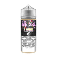Underground Vapes Inc - BAD GIRL BY UNDERGROUND VAPES INC - BAD GIRL G WORMS (GUMMY TREATS) 100ML - E-LIQUID