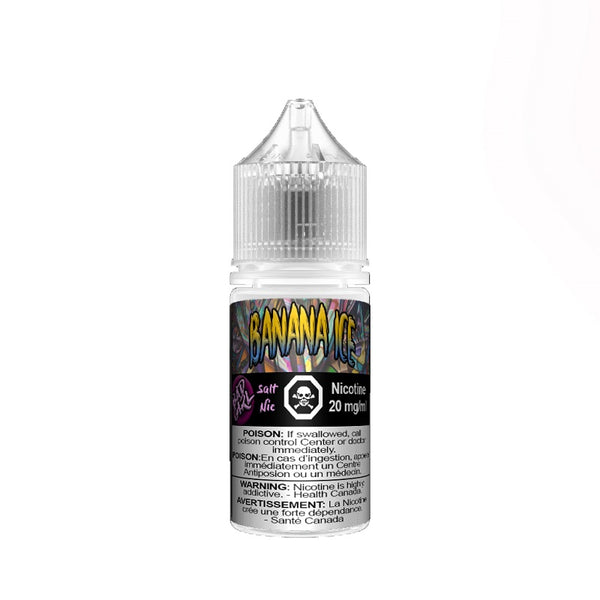 BANANA ICE SALTS CANADA DISCOUNT VALUE BAD GIRL CANADA UNDERGROUND VAPES INC E-JUICE E-LIQUID DEALS