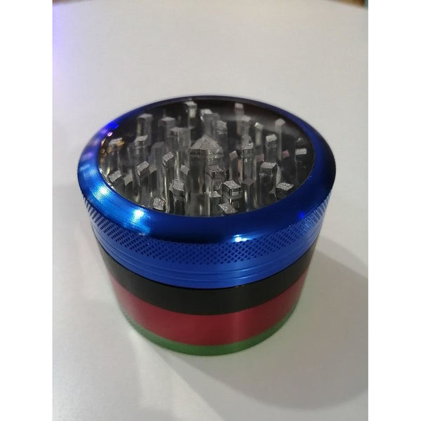 "GRINDER 4/PC 2.5"" CLEAR TOP"