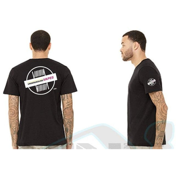 Underground Vapes Inc - Underground Vapes Inc - SHORT SLEEVE T-SHIRTS - EXTRA