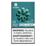 VUSE MINT POLAR PODS 2/PK