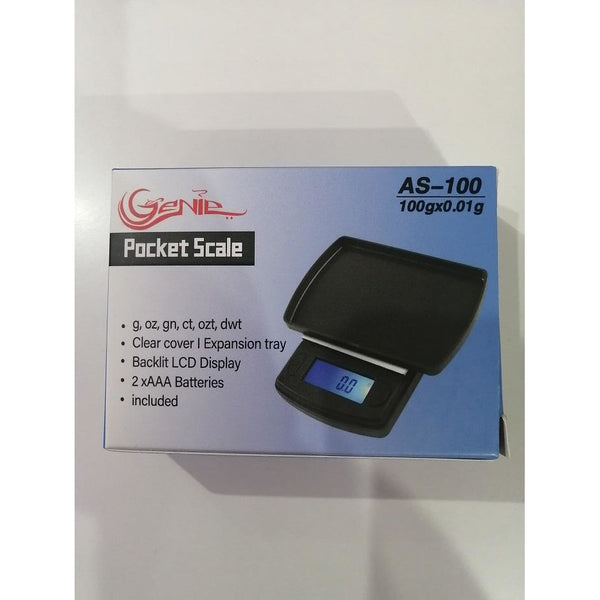 GENIE POCKET DIGITAL SCALE