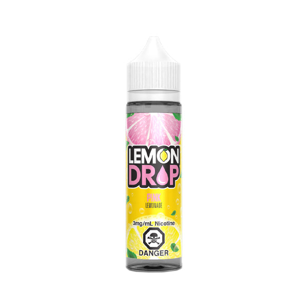 Underground Vapes Inc - Lemon Drop - LEMON DROP PINK LEMONADE - E-LIQUID