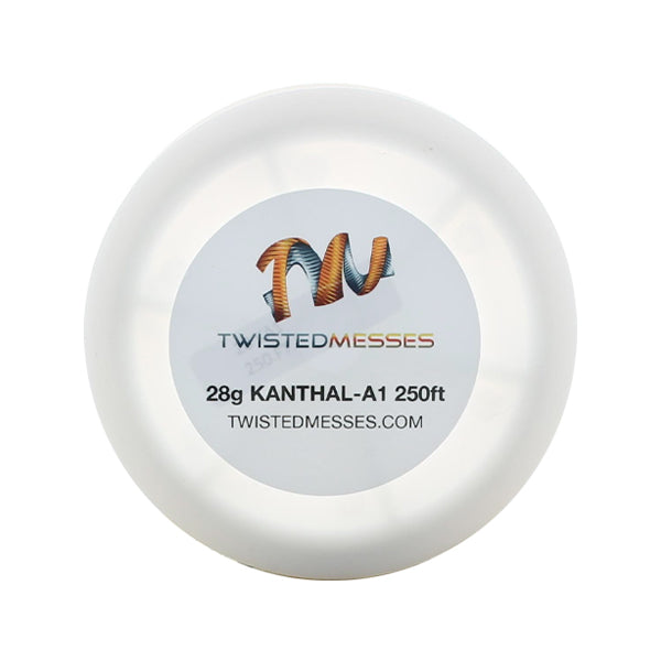 Underground Vapes Inc - twisted messes - KANTHAL-A1 (250ft) - WIRE
