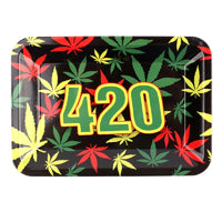 Metal Rolling Tray Small