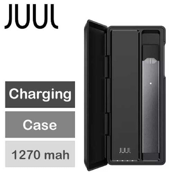 FREE WITH PURCHASE OF ANY JUUL DEVICE  (JUUL PORTABLE  BATTERY CASE)