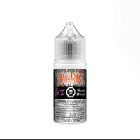 Underground Vapes Inc - BAD GIRL BY UNDERGROUND VAPES INC - BAD GIRL PEACH RINGS SALTS - E-LIQUID