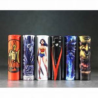 Underground Vapes Inc - Underground Vapes INC - 18650 BATTERY WRAPS - BATTERY CASE