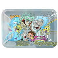 Metal Rolling Tray Medium