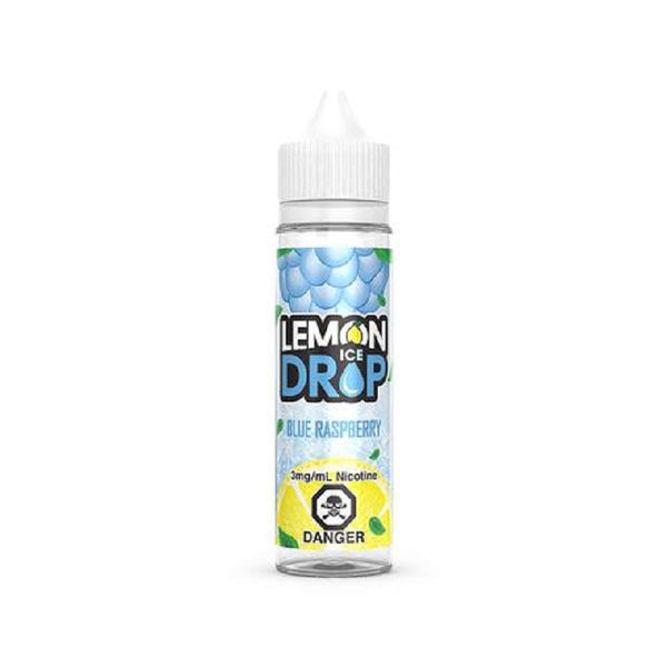 Underground Vapes Inc - Lemon Drop - BLUE RASPBERRY BY LEMON DROP ICE BLUE RASPBERRY BY LEMON DROP ICE - E-LIQUID