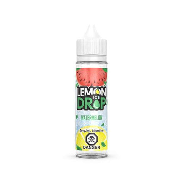 Underground Vapes Inc - Lemon Drop - LEMON DROP WATERMELON ICE - E-LIQUID