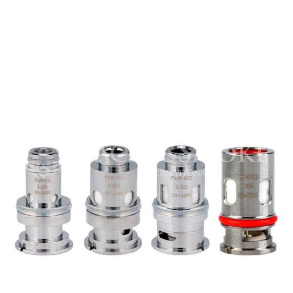 Underground Vapes Inc - VOOPOO - Voopoo Pnp Coils (Fits Vinci/Drag Baby Tank) 5/PK VM6 0.15 OHM - COIL