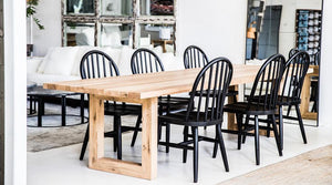 Global Dining Table