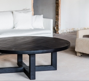 Global Curricular Coffee Table - New Zealand Made