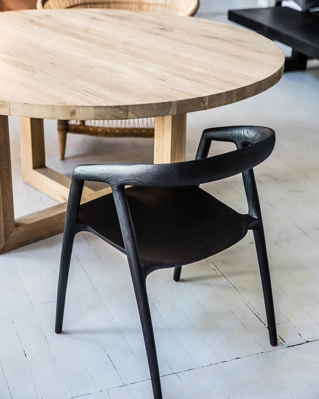 Global Circular Dining Table New Zealand Made St Clements