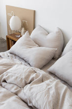 Load image into Gallery viewer, Penney + Bennett Linen Duvet Cover
