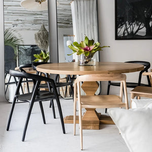 St Tropez Circular Dining Table