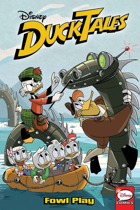 DUCKTALES TP VOL 04 FOWL PLAY