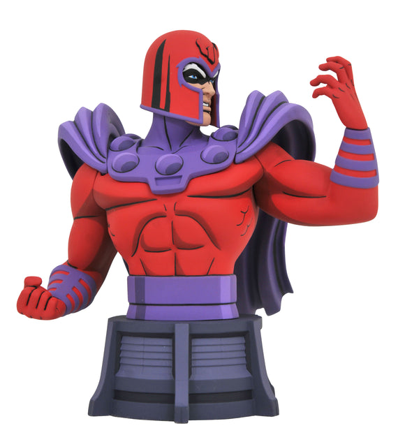 MARVEL ANIMATED X-MEN MAGNETO BUST