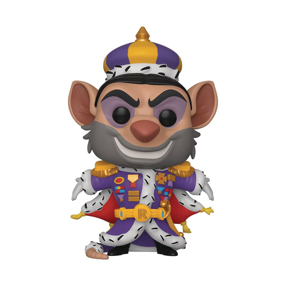 POP DISNEY GREAT MOUSE DETECTIVE RATIGAN VINYL FIG