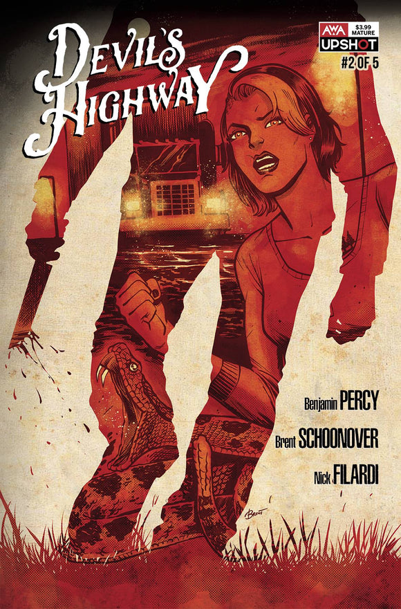 DEVILS HIGHWAY #2 (MR)