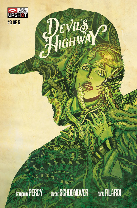 DEVILS HIGHWAY #3 (MR)