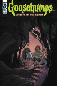 GOOSEBUMPS SECRETS OF THE SWAMP #1 (OF 5)