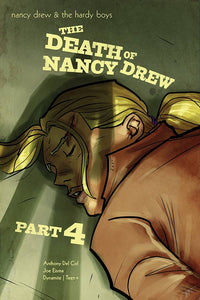 NANCY DREW & HARDY BOYS DEATH OF NANCY DREW #4 CVR A EISMA