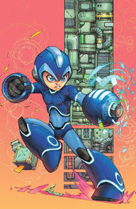 MEGA MAN FULLY CHARGED #2 CVR C ROCAFORT VAR