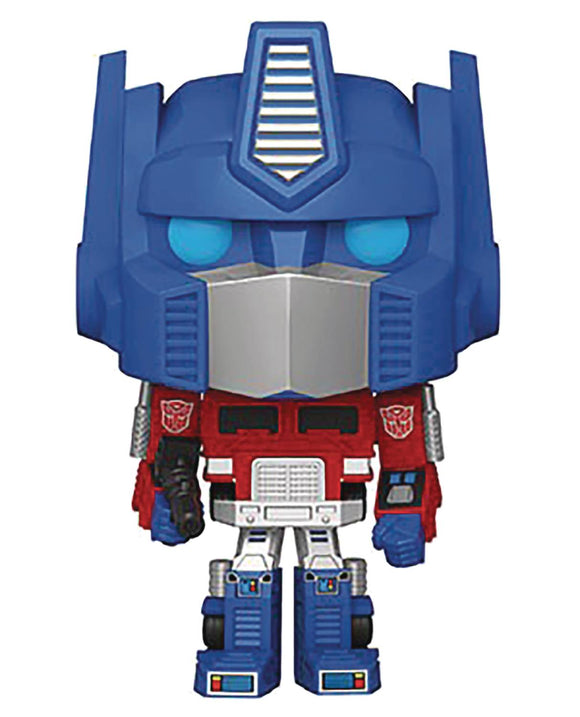 POP TRANSFORMERS OPTIMUS PRIME VINYL FIG