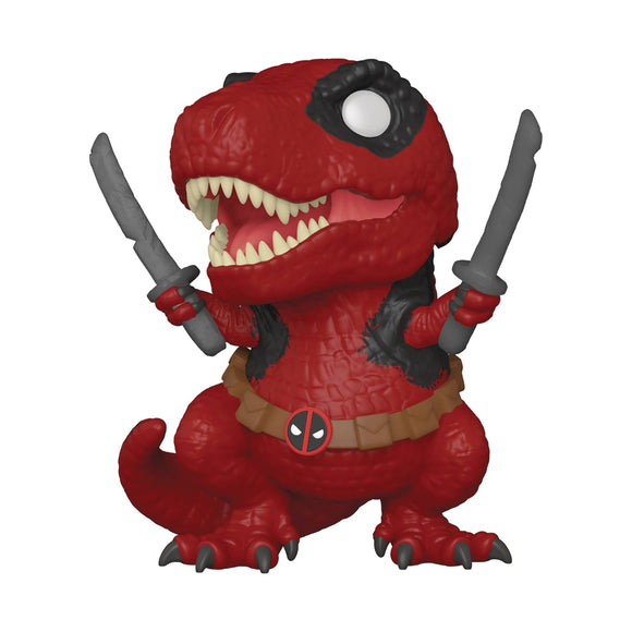 POP MARVEL DEADPOOL 30TH DINOPOOL VIN FIG