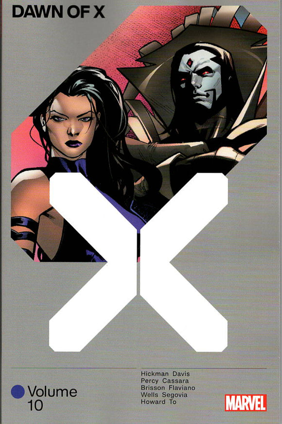 DAWN OF X TP VOL 10