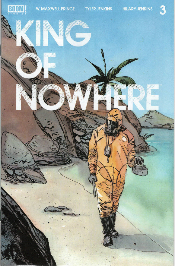 KING OF NOWHERE #3 (OF 5) CVR A JENKINS