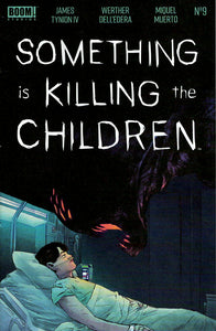 SOMETHING IS KILLING CHILDREN #9