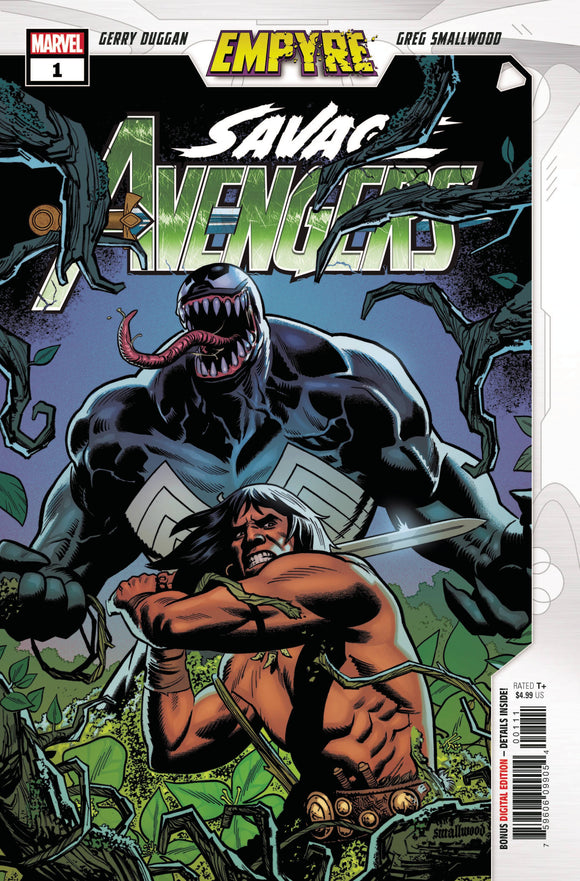 EMPYRE SAVAGE AVENGERS #1