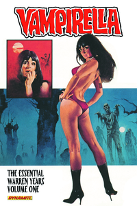 VAMPIRELLA THE ESSENTIAL WARREN YEARS TP (MR)